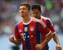 Bayern Munich 3-0 Wolfsburg: Lewandowski scores twice as Roten retain Telekom Cup