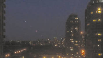 Twitter lights up with Toronto UFO chatter