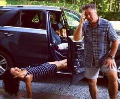alec baldwin makes fun of his wife hilaria's yoga obsession